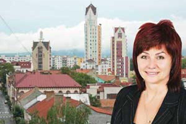Primátorka Alexandra Pivková zaviedla po nástupe do funkcie na úrade úsporné opatrenia.