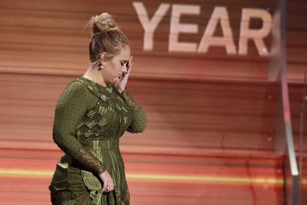 O speváčke Adele sa vie, že máva silné úzkosti a záchvaty paniky.