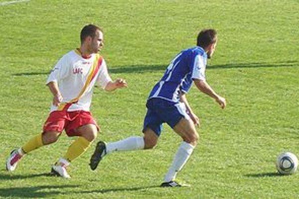 Lieskovského zverenci sa na rimavskosobotskom trávniku nezmohli ani na jeden gól.