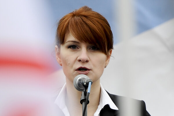 Na archívnej snímke z 21. apríla 2013 je Marija Butinová.