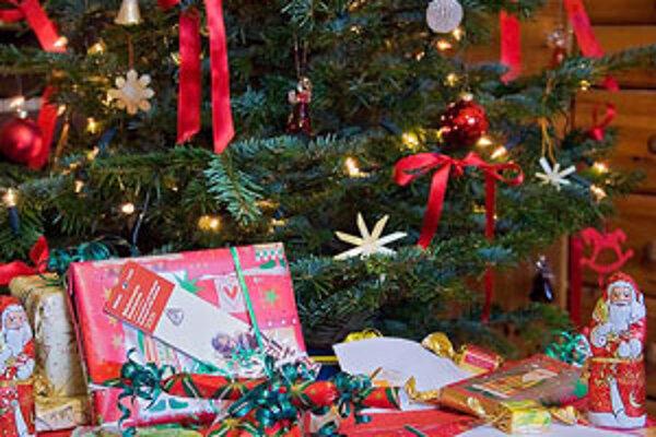 Tomáš Fehér si kupovanie darčekov necháva na poslednú chvíľu.