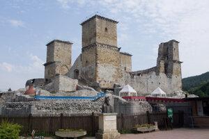 Hrad Diósgyőr, kde sa odohrala výnimočná európska udalosť - Košice získali erbovú listinu.