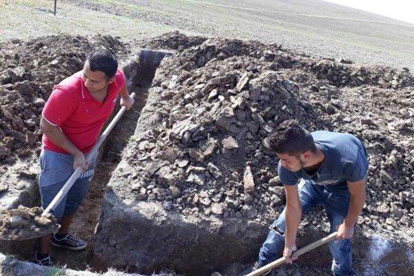 Výstavba v Rankovciach má medzi Rómami úspech.