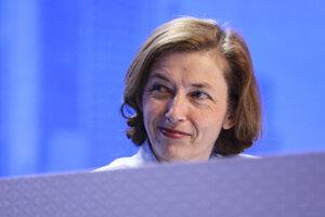 Francúzska ministerka obrany Florencia Parlyová.