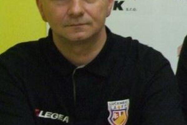 Viceprezident LAFC Lučenec Ľubomír Andrášik by pre klub privítal viac sponzorov.