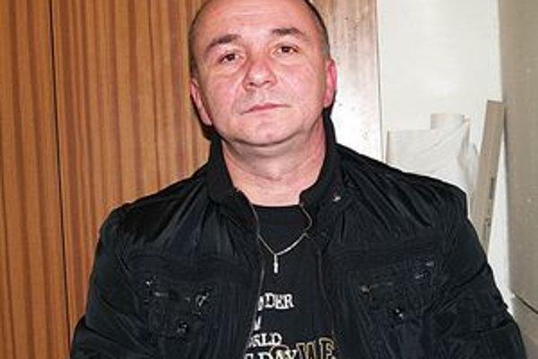 Viceprezident LAFC Ľubomír Andrášik.