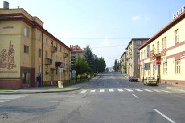 Mesto Hnúšťa.