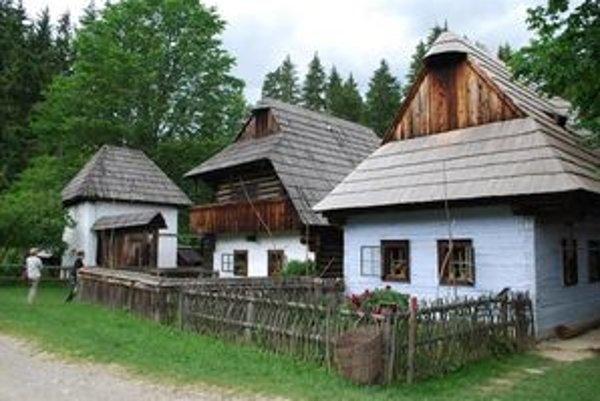 Čaro slovenských dreveníc poznajú aj vo svete.