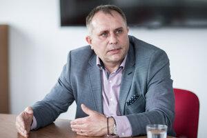 Jozef Škorvánek, majiteľ spoločnosti A3 Soft.