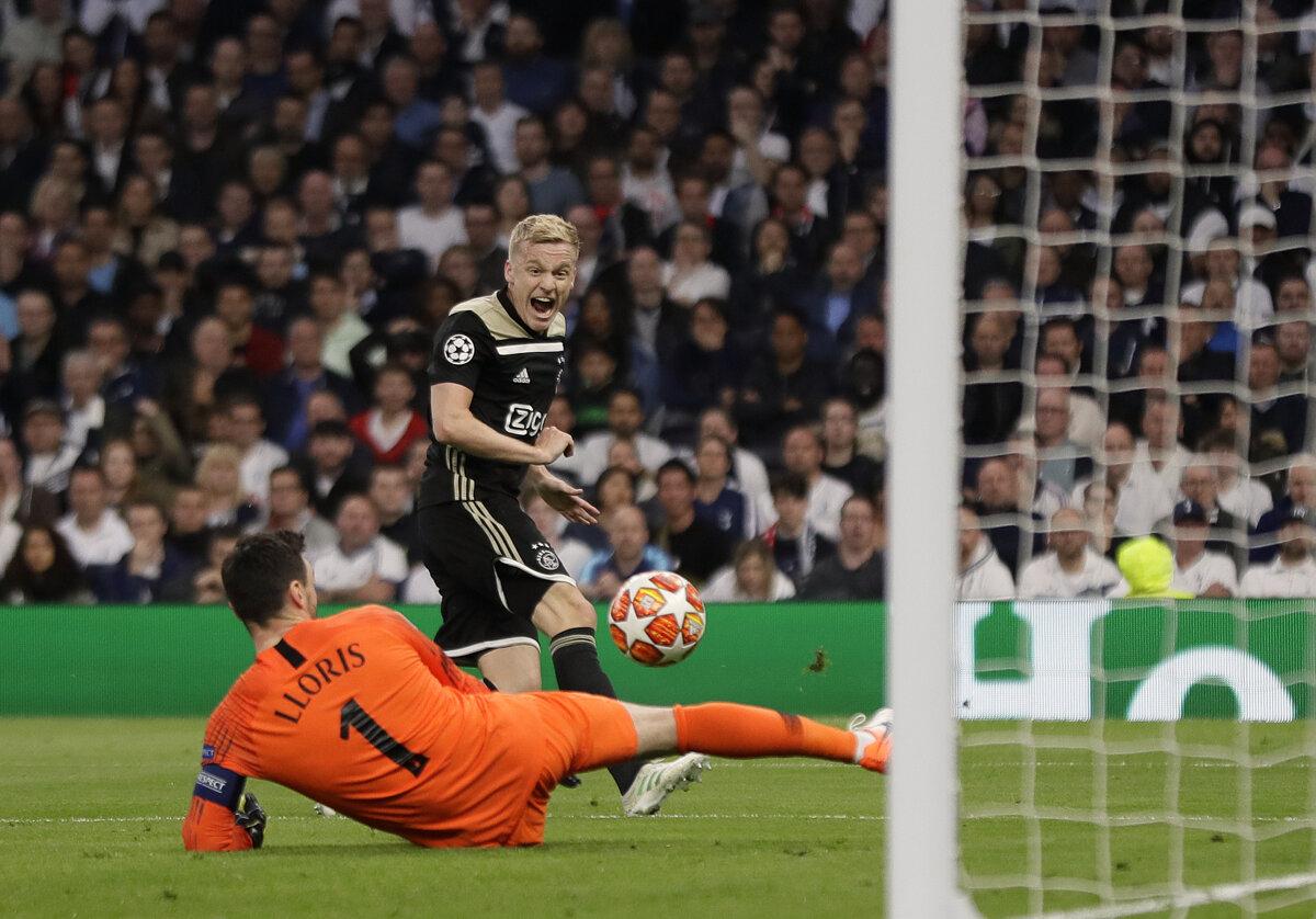 641a62521be95 PREVIEW: Ajax Amsterdam - Tottenham (Liga majstrov) - Šport SME