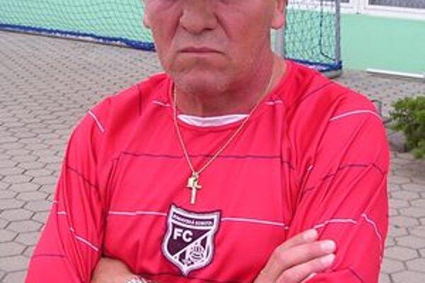 Päťdesiatjedenročný kouč Soboťaňov Marián Kudlík túži vyhrávať.