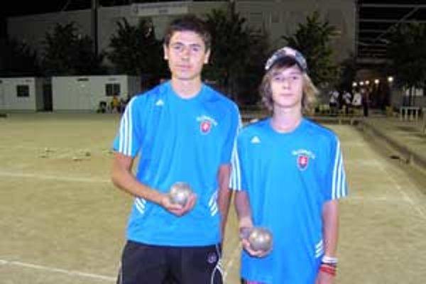 Radovan Murgaš a Mário Šnúrik reprezentovali Lučenec na majstrovstvách sveta.