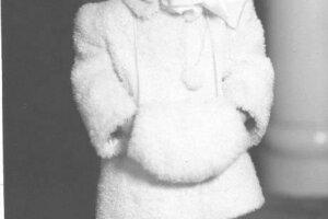 Pani Danuša v roku 1943.