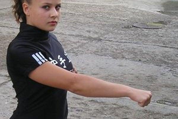 Dorota Balciarová sa v novembri predstaví na svetovom šampionáte v karate, ktorý bude prebiehať v Maroku.