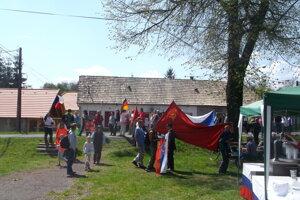 Podujatia sa zúčastnilo množstvo návštevníkov.