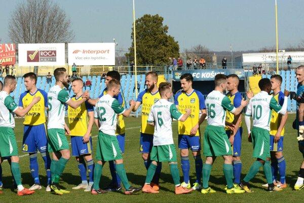 Vranovčania už môžu FC Košice len pogratulovať.