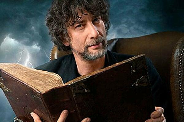spisovateľ Neil Gaiman