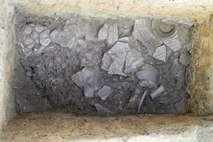 Všetky nálezy vrátane antropologických pozostatkov sa po spracovaní dostanú do depozitára Novohradského múzea.