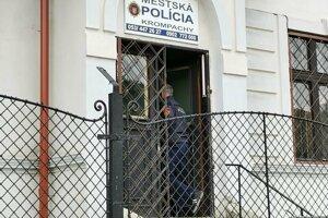 Kamerový systém úspešne funguje na mestskej polícii.