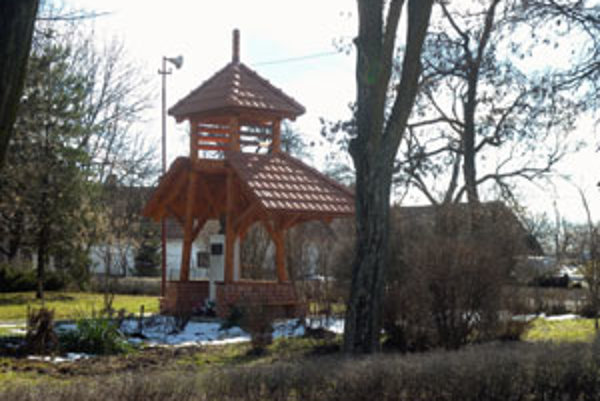 Obecný úrad dal vytvoriť projekt na revitalizáciu námestia v Bottove.