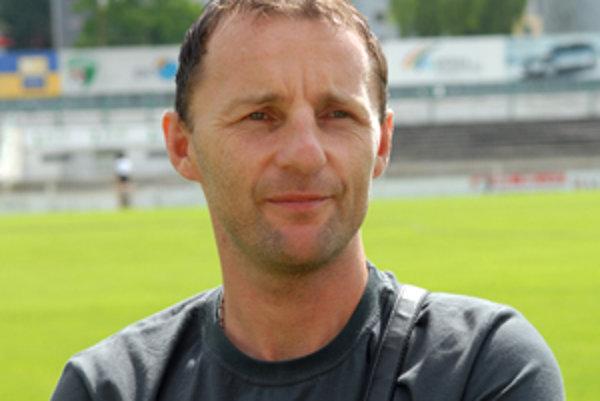 Počas futbalovej jari bude farby Ružinej hájiť Marek Penksa.