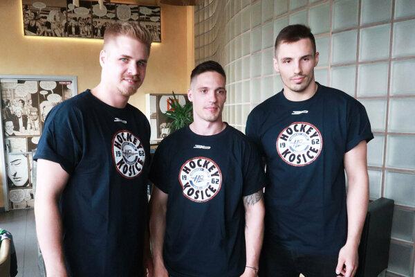 Branislav Rapáč (vpravo) vymenil Nitru za Košice.