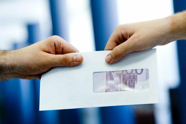 Dve tretiny potrestaných prípadov sa týka malej korupcie do 500 eur.