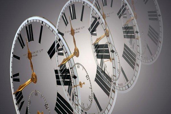 Vnímanie času sa mení.