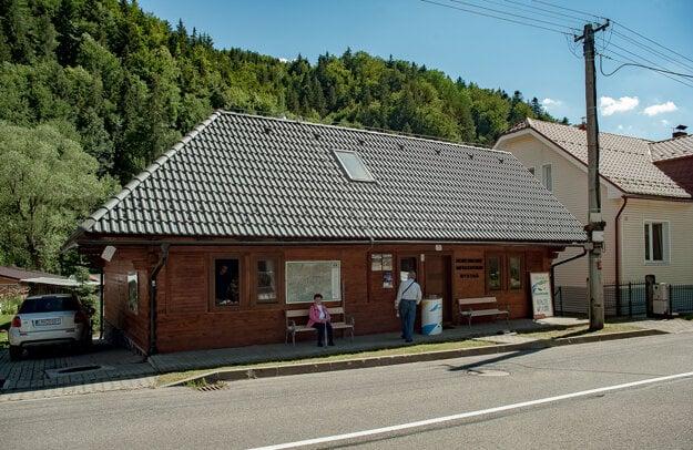 Informačné centrum v Bystrej