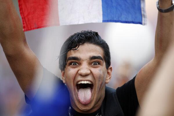 Francúzi,  futbaloví majstri sveta z roku 1998 a 2018.