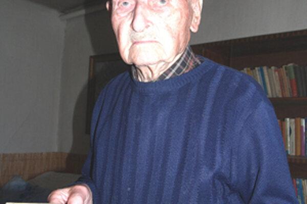 Mikulášovi Mózerovi ublížila vojna aj komunisti.