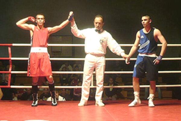 Tomáš Zold na nitrianskom turnaji Olympijských nádejí nezaváhal.