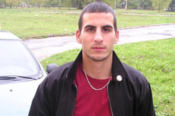 Na medzinárodnom turnaji v zápasení voľným štýlom si Michal Radnóti vybojoval prvú priečku.