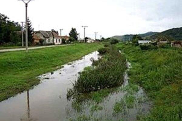 Gortva je jednou z obcí, v ktorej chýba kanalizácia.