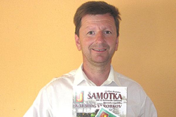 Predseda predstavenstva Radovan Séleš.
