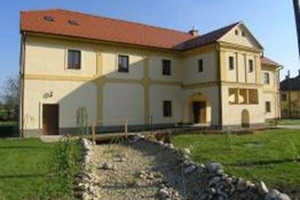 Zrekonštruovaný vodný mlyn vo Veľkých Teriakovciach bude slúžiť ako múzeum.
