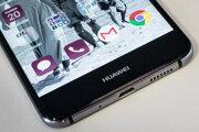 Mobilný telefón Huawei v budúcnosti príde o aplikácie Google
