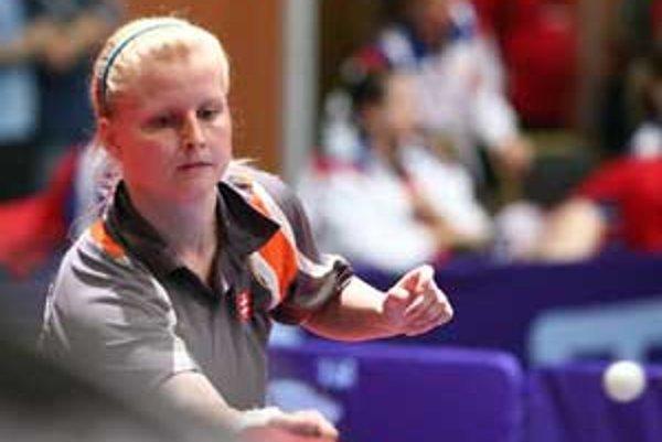 Osemnásťročná Martina zdolala všetkých deväť súperiek a s plným počtom bodov obsadila prvé miesto.