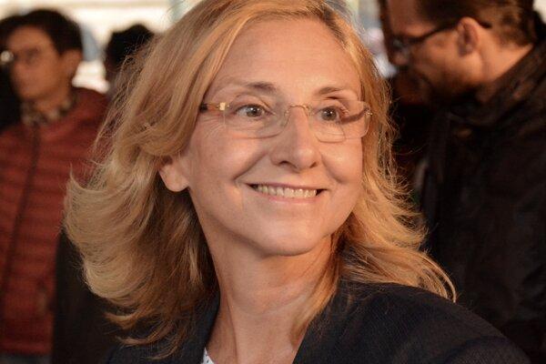 Silvia Hroncová.