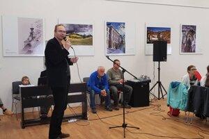 O hlavných zámeroch porozprával aj vedúci oddelenia kultúry Rastislav Marko.