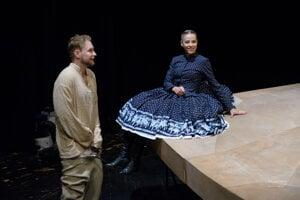 Divadlo Andreja Bagara v Nitre uvádza premiéru Palárikovho Drotára
