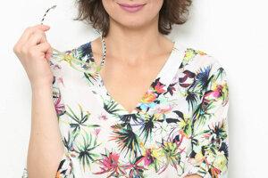 Herečka si získala popularitu aj ako mama troch chlapcov v jojkárskom seriáli Naši.