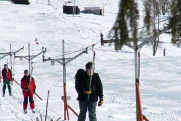 Bohatá snehová nádielka poteší vyznavačov zimných športov.
