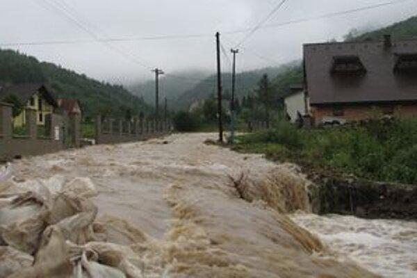 Tohtoročné povodne neušetrili ani Gemer.