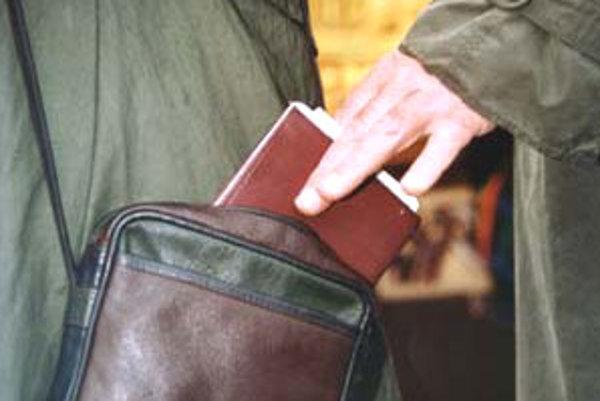 Vreckárom sa dobre darí napríklad v tlačiacom sa dave.