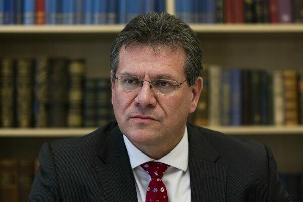 Maroš Šefčovič bude v novej Európskej komisii riešiť vzťahy európskych inštitúcií aj byrokraciu.