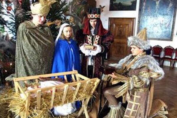 Kult Troch kráľov bol v stredoveku veľmi rozšírený.