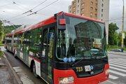 Kĺbové trolejbusy získal Dopravný podnik mesta Prešov s pomocou eurofondov.