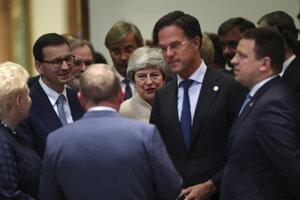 Hlavy štátov a vlád 28 členských krajín EÚ sa v utorok stretli v Bruseli na neformálnom summite.
