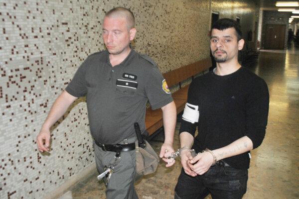 Michal Pohlodko na krajskom súde.